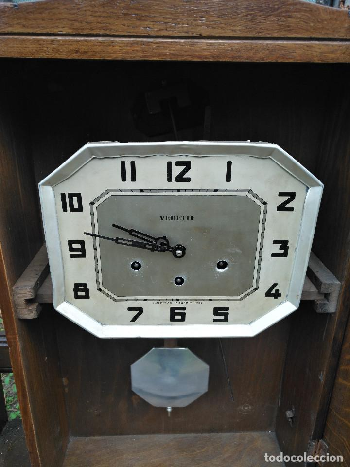Vintage: Reloj isabelino carrillon - Foto 4 - 154024078