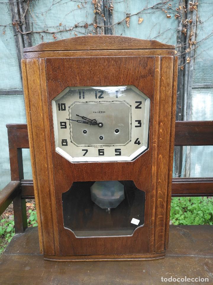 Vintage: Reloj isabelino carrillon - Foto 7 - 154024078