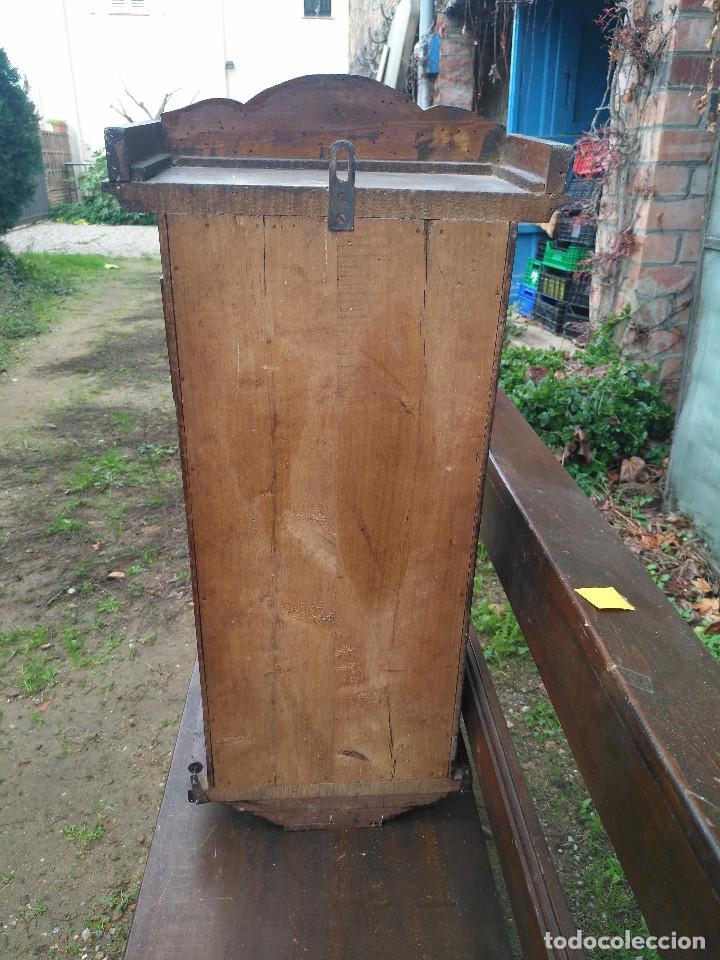 Vintage: Reloj de caja rectangular - Foto 6 - 154026518