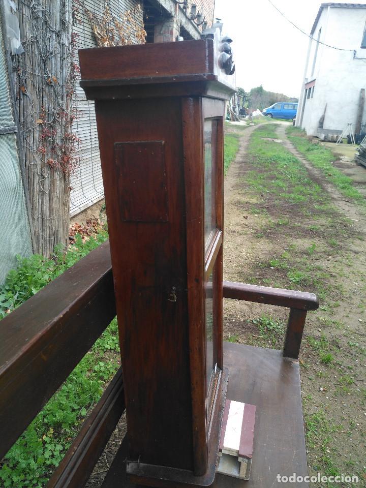 Vintage: Reloj de caja rectangular - Foto 7 - 154026518