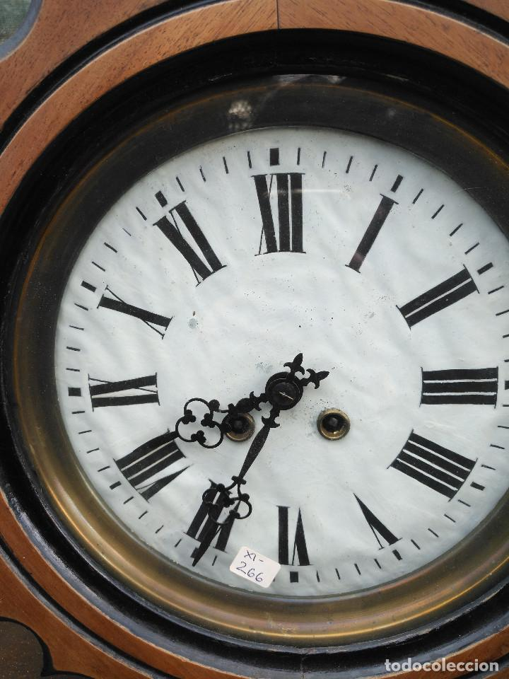 Vintage: Reloj isabelino - Foto 2 - 154027862