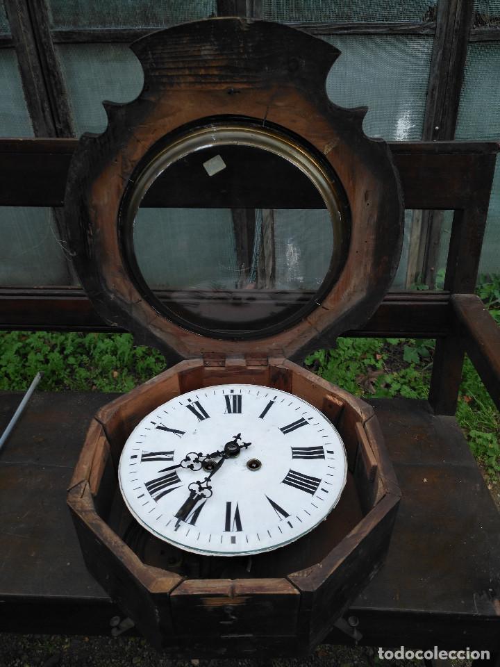 Vintage: Reloj isabelino - Foto 3 - 154027862
