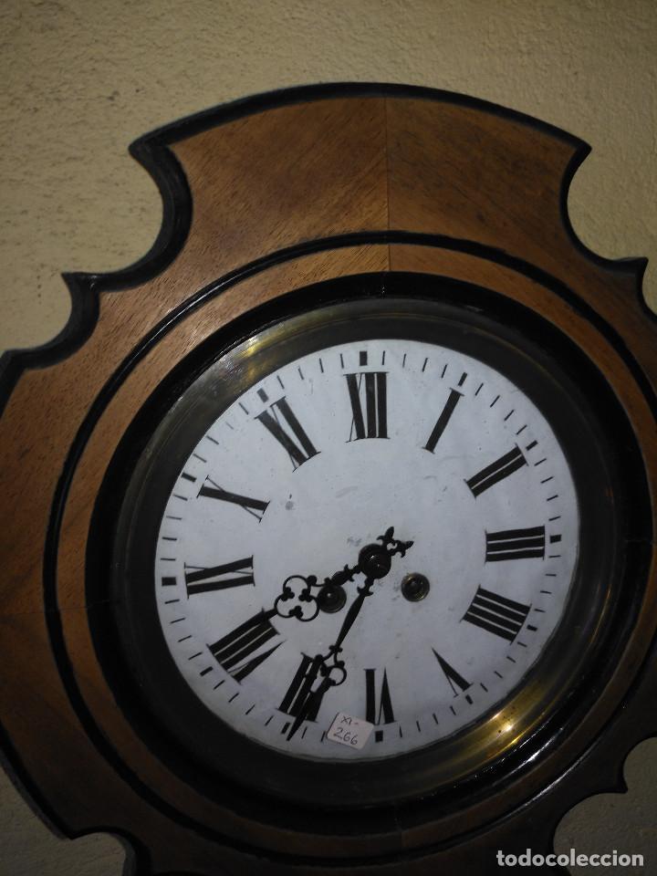 Vintage: Reloj isabelino - Foto 4 - 154027862
