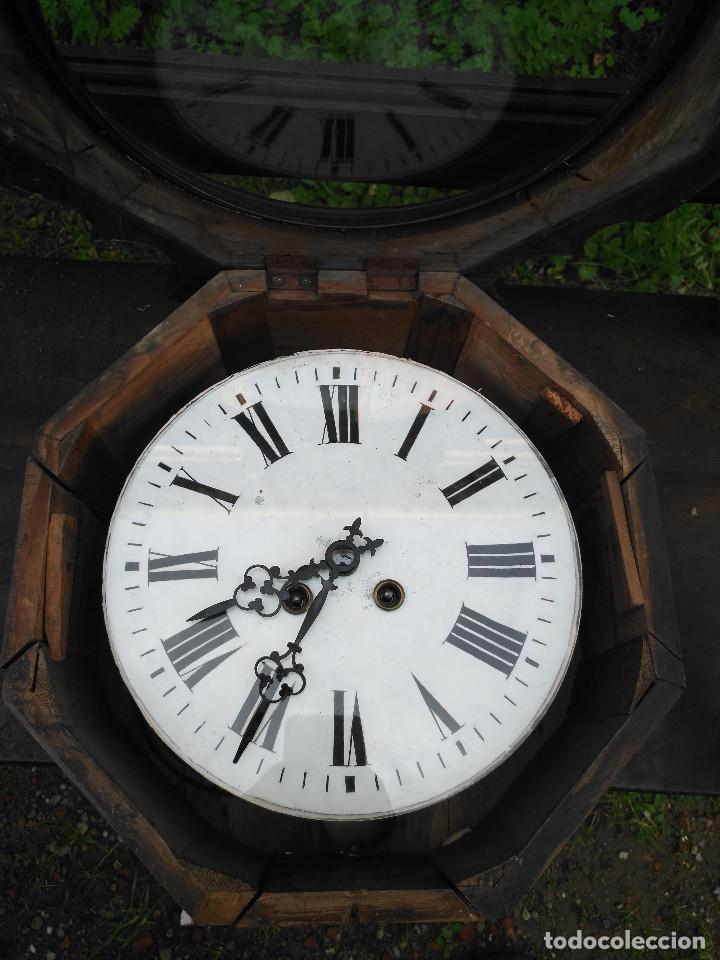 Vintage: Reloj isabelino - Foto 5 - 154027862