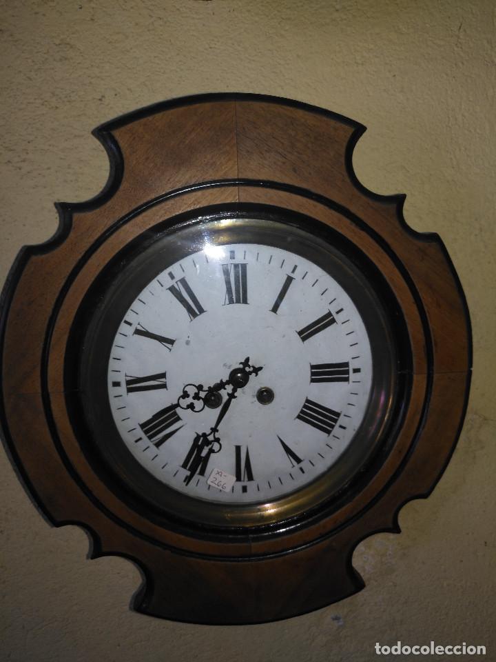 Vintage: Reloj isabelino - Foto 6 - 154027862