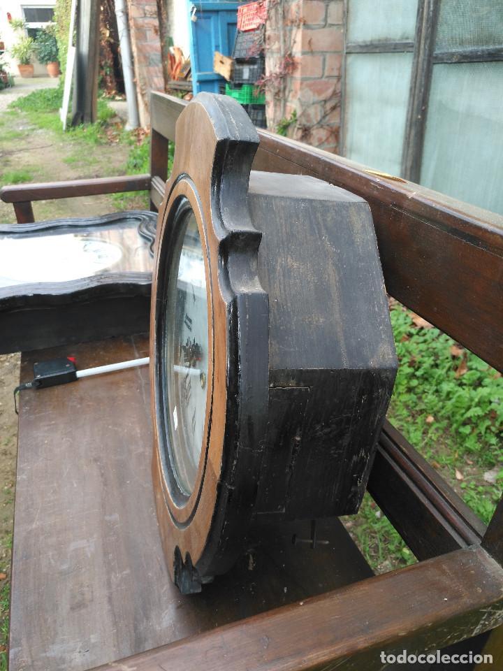 Vintage: Reloj isabelino - Foto 7 - 154027862