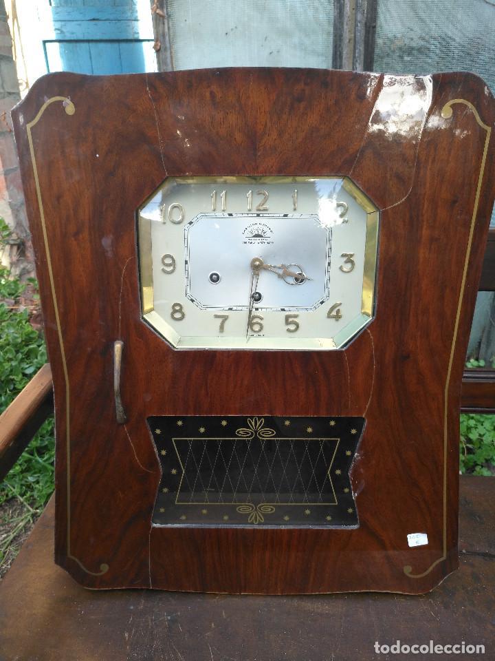 RELOJ ISABELINO CARRILLON (Relojes - Relojes Vintage )