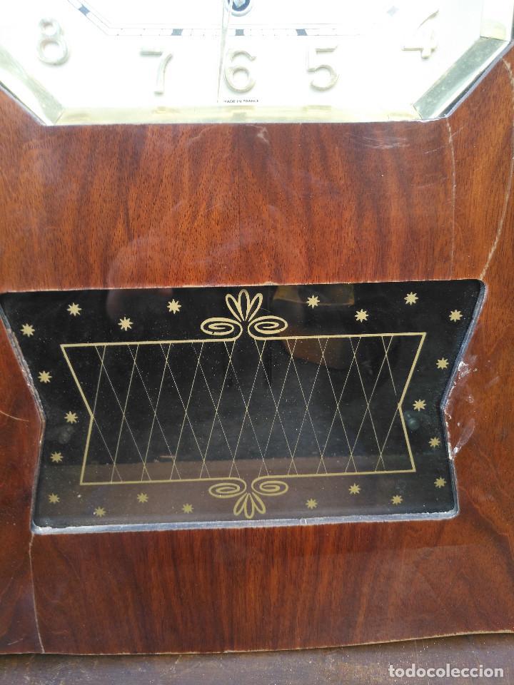 Vintage: Reloj isabelino carrillon - Foto 3 - 154029058