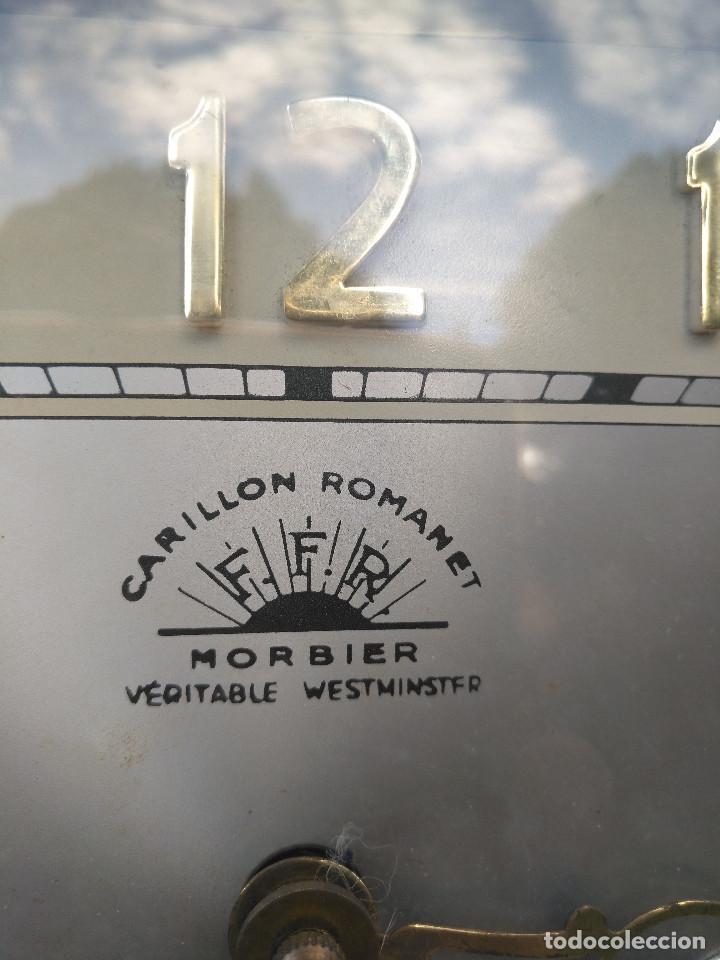 Vintage: Reloj isabelino carrillon - Foto 4 - 154029058