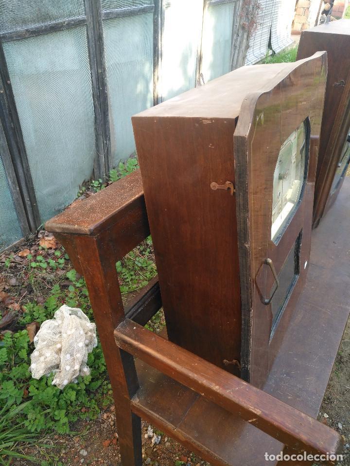 Vintage: Reloj isabelino carrillon - Foto 5 - 154029058