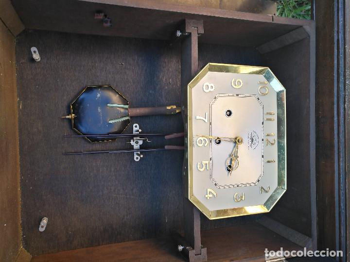 Vintage: Reloj isabelino carrillon - Foto 7 - 154029058