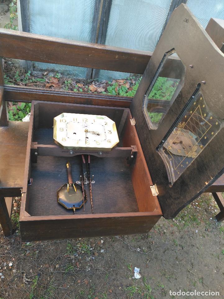 Vintage: Reloj isabelino carrillon - Foto 8 - 154029058