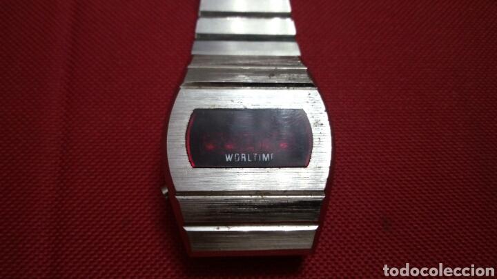 WORLTIME...CABALLERO... EL PRIMER DIGITAL (Relojes - Relojes Vintage )