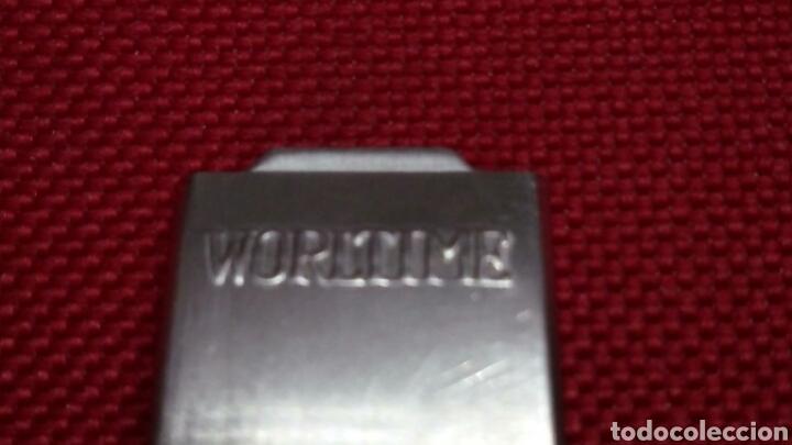 Vintage: Worltime...caballero... El primer digital - Foto 3 - 154155488