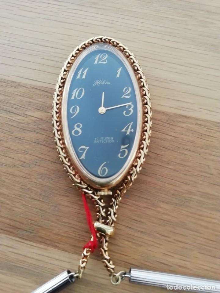 Vintage: reloj colgante - Foto 3 - 155098434