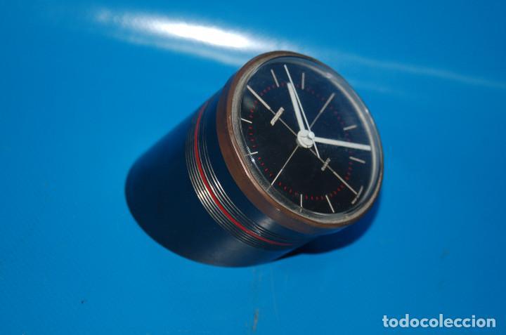 RELOJ SALPICADERO STAIGER WETS GERMANY-COLECCIONISMO (Relojes - Relojes Vintage )