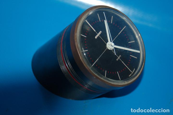 Vintage: Reloj salpicadero staiger wets germany-coleccionismo - Foto 2 - 155282830