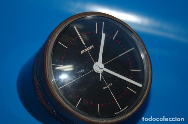 Vintage: Reloj salpicadero staiger wets germany-coleccionismo - Foto 3 - 155282830