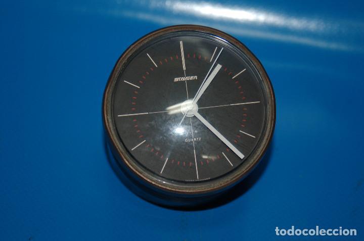 Vintage: Reloj salpicadero staiger wets germany-coleccionismo - Foto 8 - 155282830