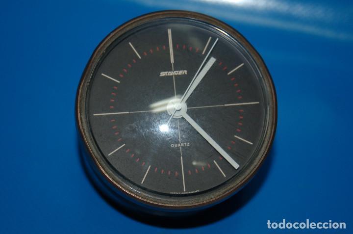 Vintage: Reloj salpicadero staiger wets germany-coleccionismo - Foto 9 - 155282830