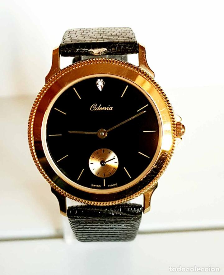 RELOJ ODENIA, SWISS MADE, VINTAGE, NOS (NEW OLD STOCK) (Relojes - Relojes Vintage )