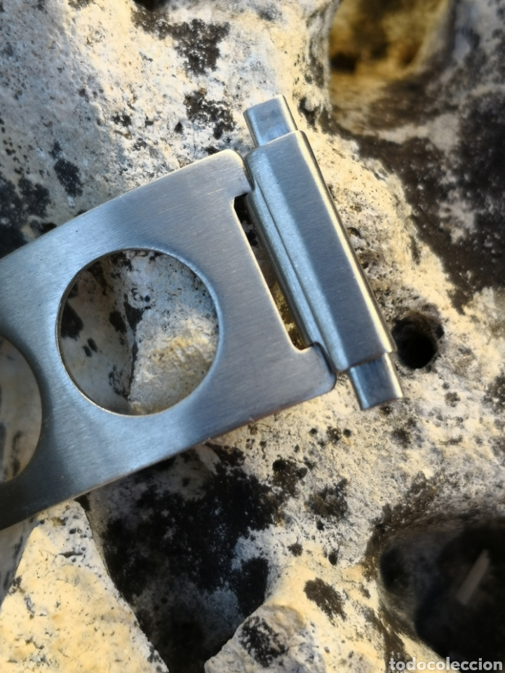 Vintage Watches: Correa reloj Divers vintage NUEVA 70s - Foto 2 - 156519142