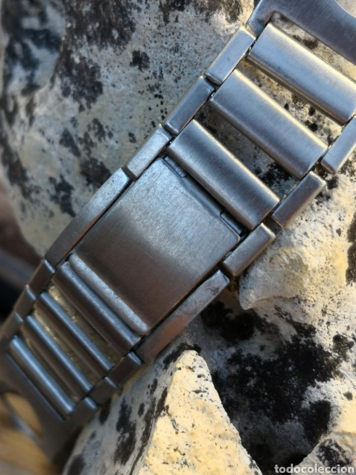 Vintage Watches: Correa reloj Divers vintage NUEVA 70s - Foto 6 - 156519142