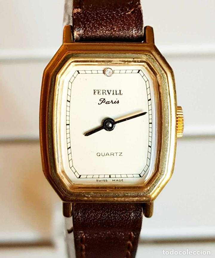 Vintage: RELOJ FERVILL, Swiss made, VINTAGE, NOS (new old stock) - Foto 3 - 156834298