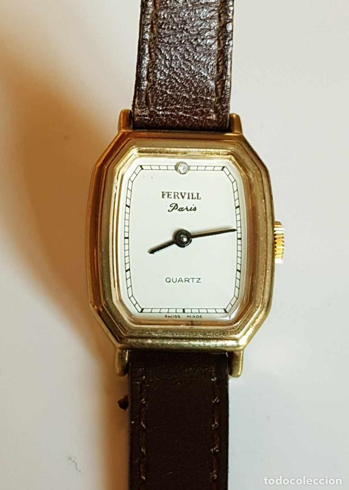 Vintage: RELOJ FERVILL, Swiss made, VINTAGE, NOS (new old stock) - Foto 5 - 156834298