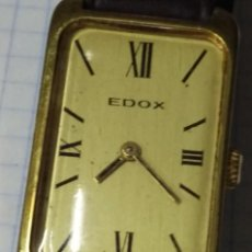 Vintage: RELOJ EDOX A CUERDA VINTAGE. Lote 157343294