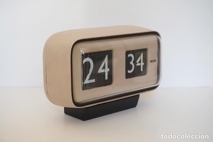 Vintage: Reloj Solari cifra 5 vintage paletas flip clock - Foto 3 - 148906390