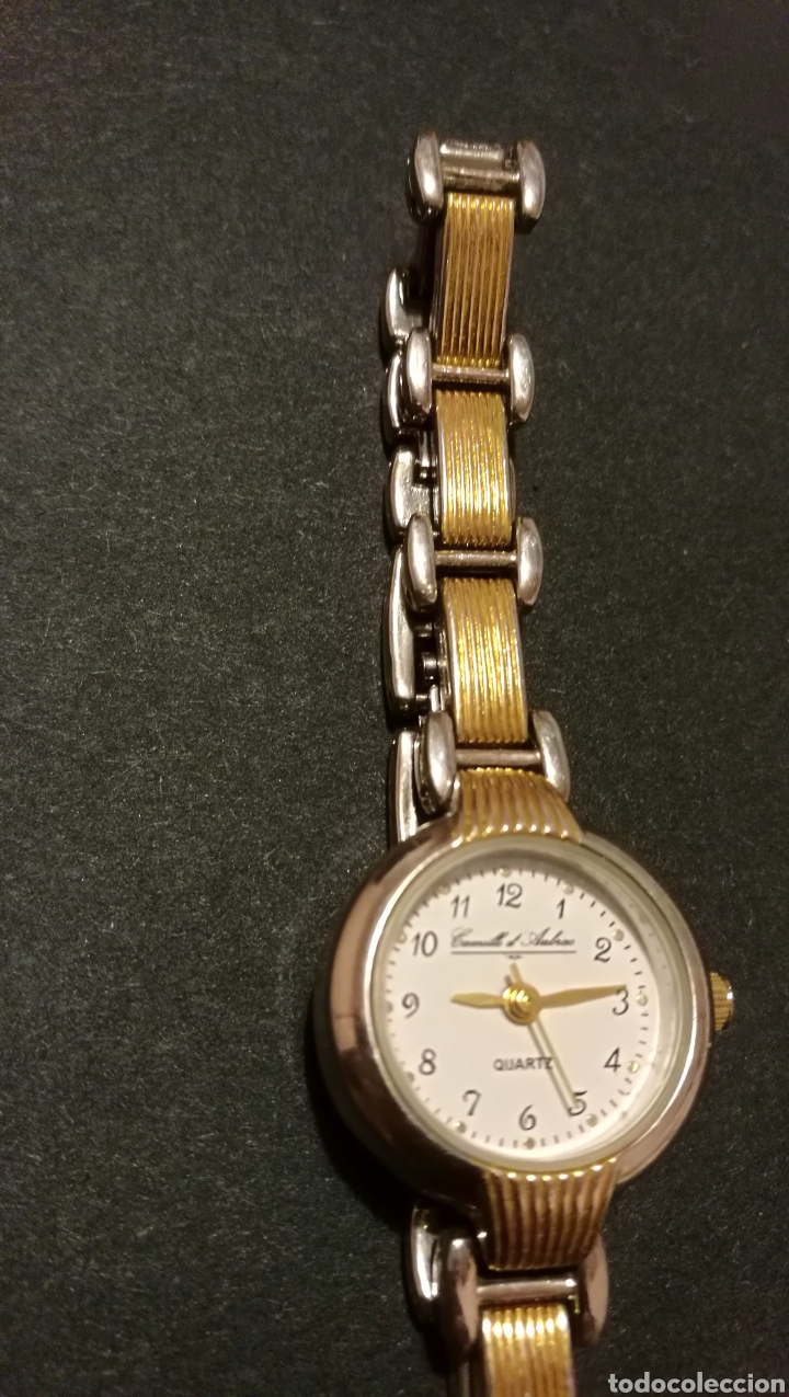 Vintage: Reloj Camille d'Aubrac Versailles - Foto 2 - 157975049