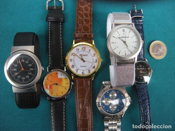 RELOJES, LOTE DE 6 . QUARTZ (Relojes - Relojes Vintage )