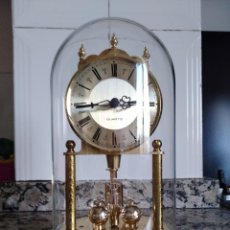 Vintage: RELOJ DE MESA. WEST GERMANY. BOLAS EN MOVIMIENTO.. Lote 158377778