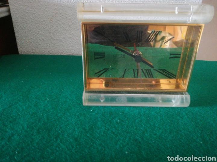 RELOJ DE METACRILATO (Relojes - Relojes Vintage )