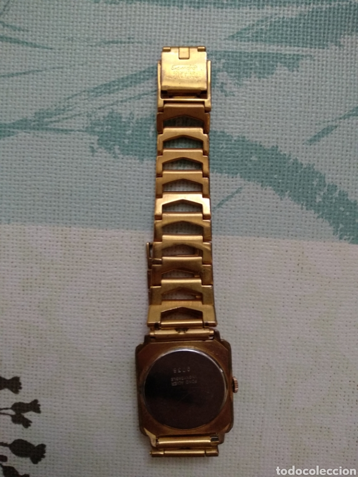 Vintage: Reloj Mujer Radiant Gold Plated Extrafino - Foto 2 - 160045809