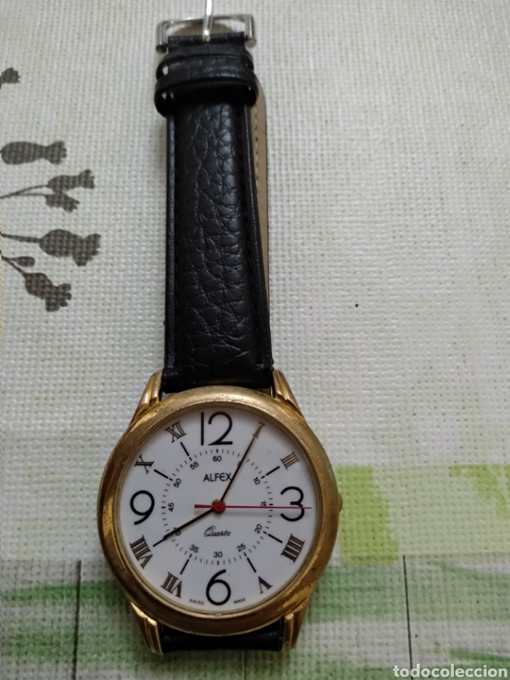 RELOJ SUIZO DE MUJER ALFEX (Relojes - Relojes Vintage )