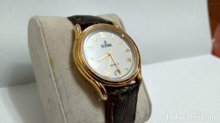 RELOJ FESTINA MOVIMIENTO DE CUARZO (Relojes - Relojes Vintage )