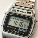 Vintage: RELOJ KESSEL LCD ALARMA MELODY. Lote 161341450