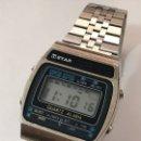 Vintage: RELOJ T STAR QUARTZ LCD ALARMA VINTAGE. Lote 161342036