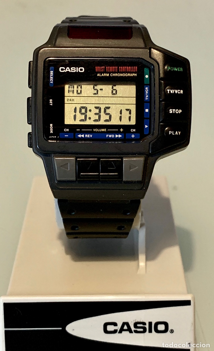 b1f8166b2cef 5 fotos RELOJ CASIO CMD-10 MANDO TV JAPAN VINTAGE (Relojes - Relojes Vintage  ) ...
