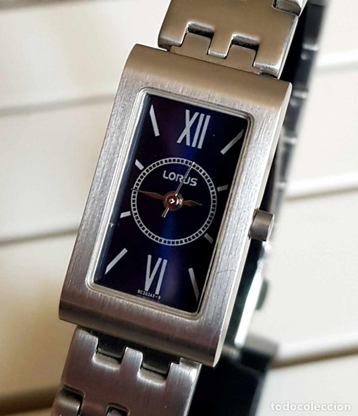 RELOJ LORUS VINTAGE, NOS (NEW OLD STOCK) (Relojes - Relojes Vintage )
