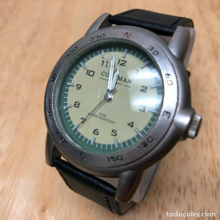 Pulsera 279 Raro De Coleman 40 Vintage Marca Modelo Reloj oeCdxBr