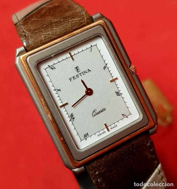RELOJ FESTINA, VINTAGE, NOS (NEW OLD STOCK) (Relojes - Relojes Vintage )