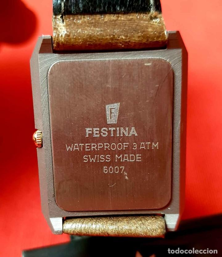 Vintage: RELOJ FESTINA, VINTAGE, NOS (new old stock) - Foto 8 - 170905518