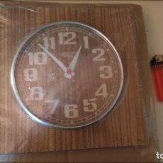 Vintage: ANTIGUO RELOJ PARED GONG TRANSISTOR ESPAÑA . Lote 165065510