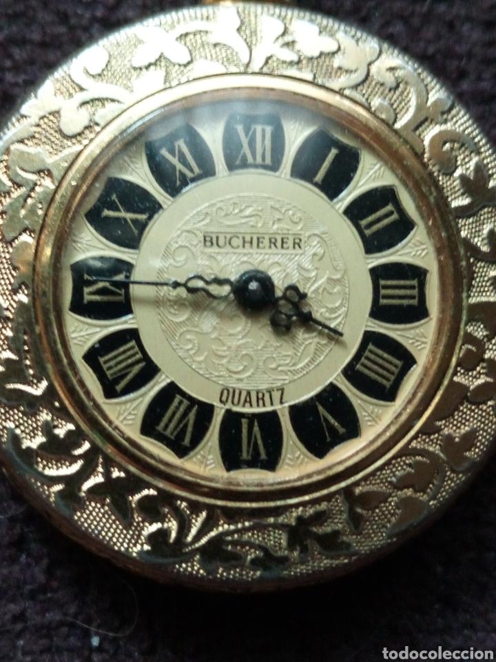 Vintage: reloj Vintage colgante de señora Bucherer - Foto 3 - 165066349