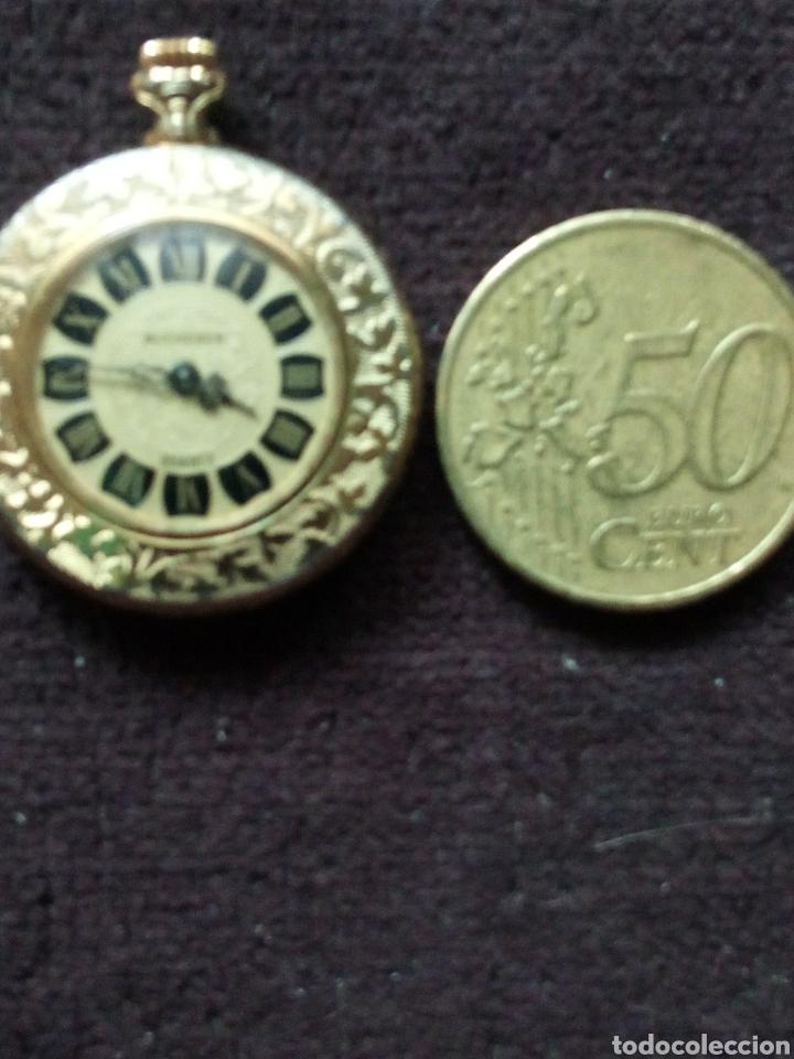 Vintage: reloj Vintage colgante de señora Bucherer - Foto 5 - 165066349