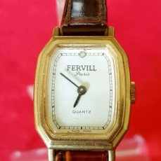 Vintage: RELOJ FERVILL, SWISS MADE, VINTAGE, NOS (NEW OLD STOCK). Lote 165239746