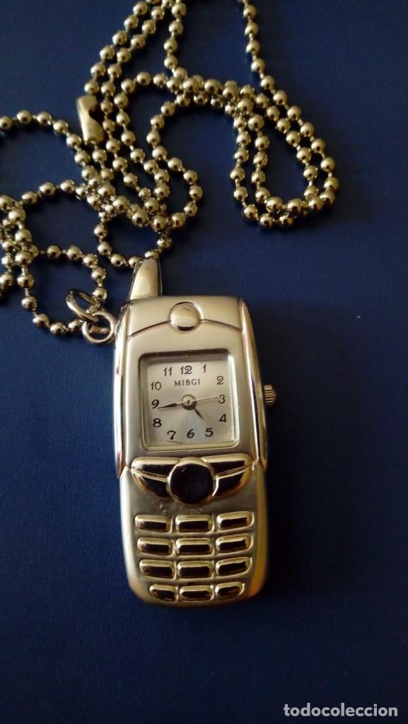 Vintage: Reloj colgante vintage, modelo móvil antiguo - Foto 2 - 165853422